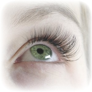 correctly isolated lashes - Brighton Eyelash Salon